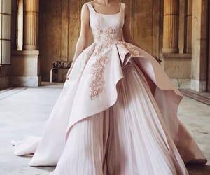 dress, glamour, and princess image