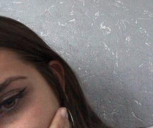 bad, girl, and makeup image