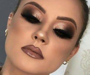 belleza, maquillaje, and makeup image