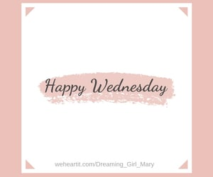 aesthetic, pink, and wednesday image