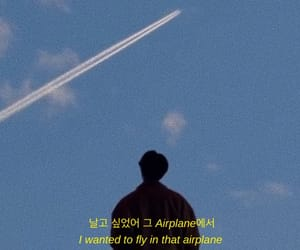 aesthetic, airplane, and alternative image