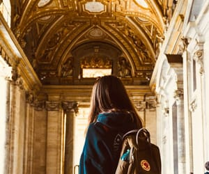 adventures, girl, and italy image