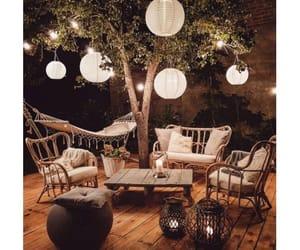 backyard, home decor, and home interior image