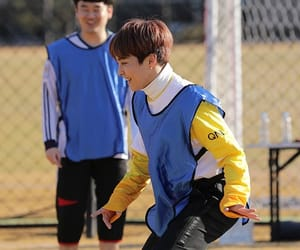 exo, xiumin, and kim minseok image