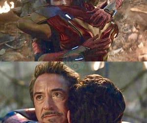 tony stark, Avengers, and iron man image