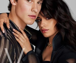 camila cabello, shawn mendes, and senorita image