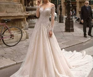 bridal, Couture, and haute couture image