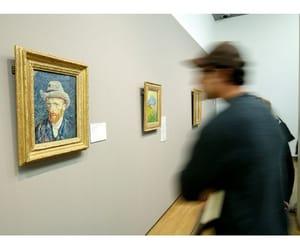 van gogh, art, and museum image