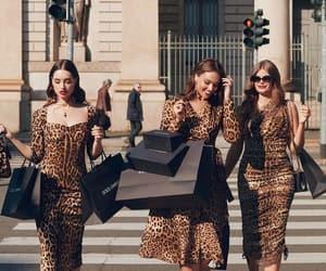animal print, bff, and Dolce & Gabbana image
