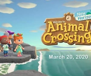 animal crossing, gaming, and nintendo image