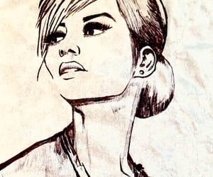 art, beautiful, and talent image