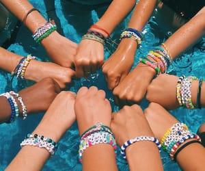 basic, bracelet, and bright image