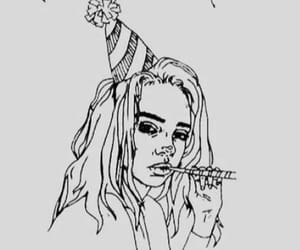 aesthetic, art, and billie eilish image
