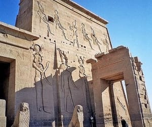 ancient egypt, Temple, and aswan image