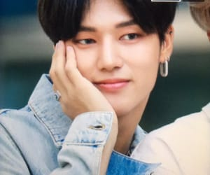 wooyoung, p:preview, and ateez image