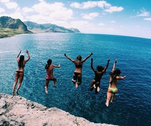 adventure, fun, and summer image