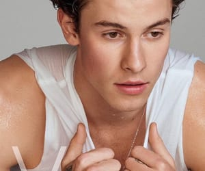 magazine, v, and shawn mendes image