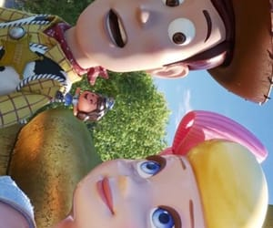 disney, wallpaper, and toy story4 image