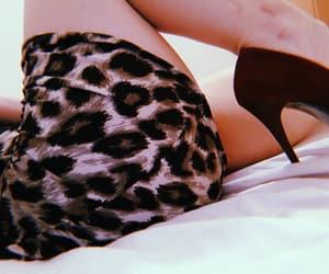 body, girl, and heels image