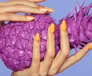 manicure, nails, and paznokcie hybrydowe image