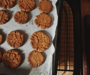 autumn, olivia curran, and baking image