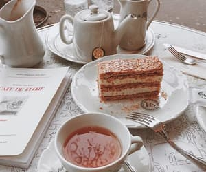 cake and drink image