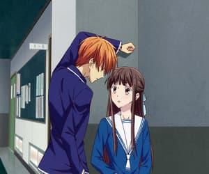 anime and fruits basket image