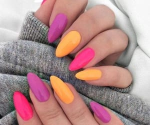 coloful, girly, and long image