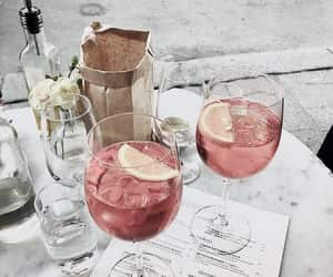 drink, aesthetic, and cocktail image