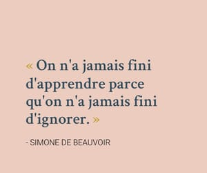 french, mots, and quotes image