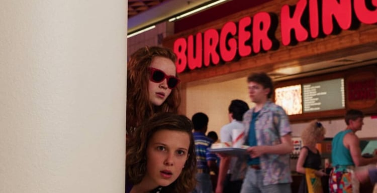 If I Was In Stranger Things On We Heart It