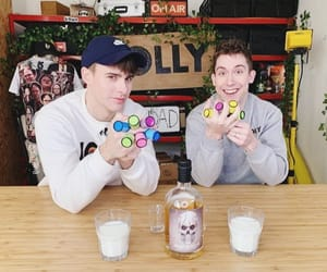 aesthetic, soft, and ️youtubers image