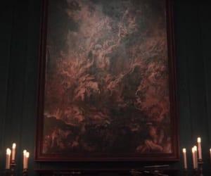 aesthetic, dark, and jonas image