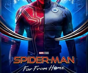 spiderman, black, and Marvel image