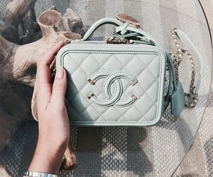 bag, brands, and chanel bags image