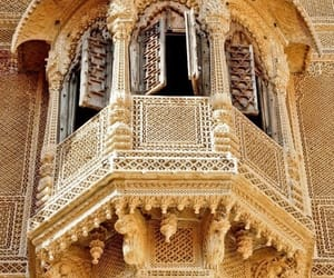 architecture, india, and photography image