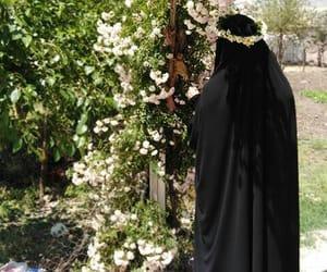 beauty, hijab, and niqab image