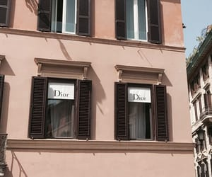 dior, fashion, and places image