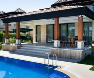 villa tatili, kiralık villa, and kemer kiralık villa image