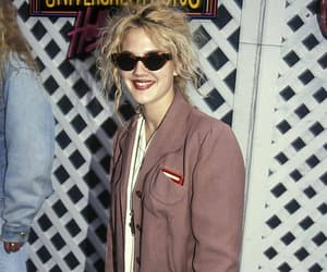 drew barrymore, 70s, and 80s image