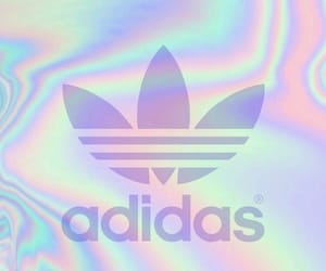 adidas, blue, and green image