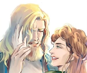 thor, Marvel, and endgame image