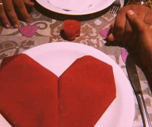 couple, jantar romantico, and valentinesday image