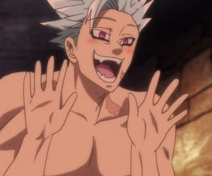 ban and nanatsu no taizai image