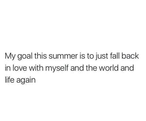 love, goals, and summer image
