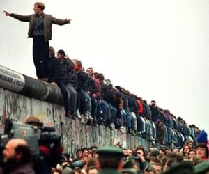 berlin wall, berlin, and germany image