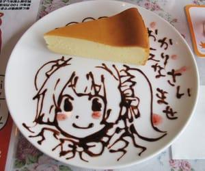 food, kawaii, and anime image