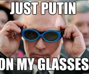 haters, memes, and putin image