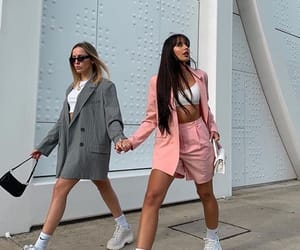 fashion, friends, and bff image