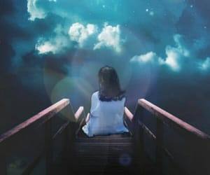 alone, sad, and sad girl image